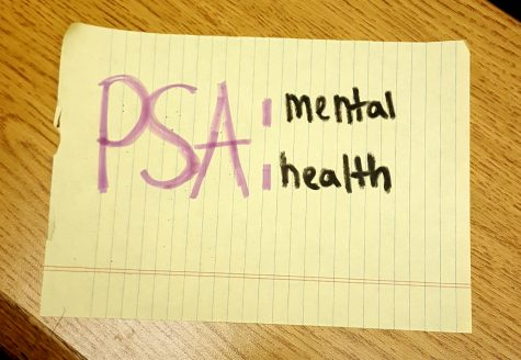PSA-Mental Health
