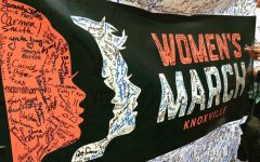 Students March for Women's Rights