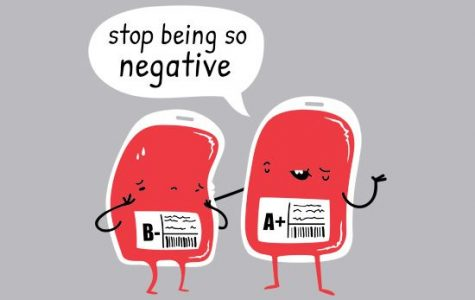 """A Positive"" Donation"
