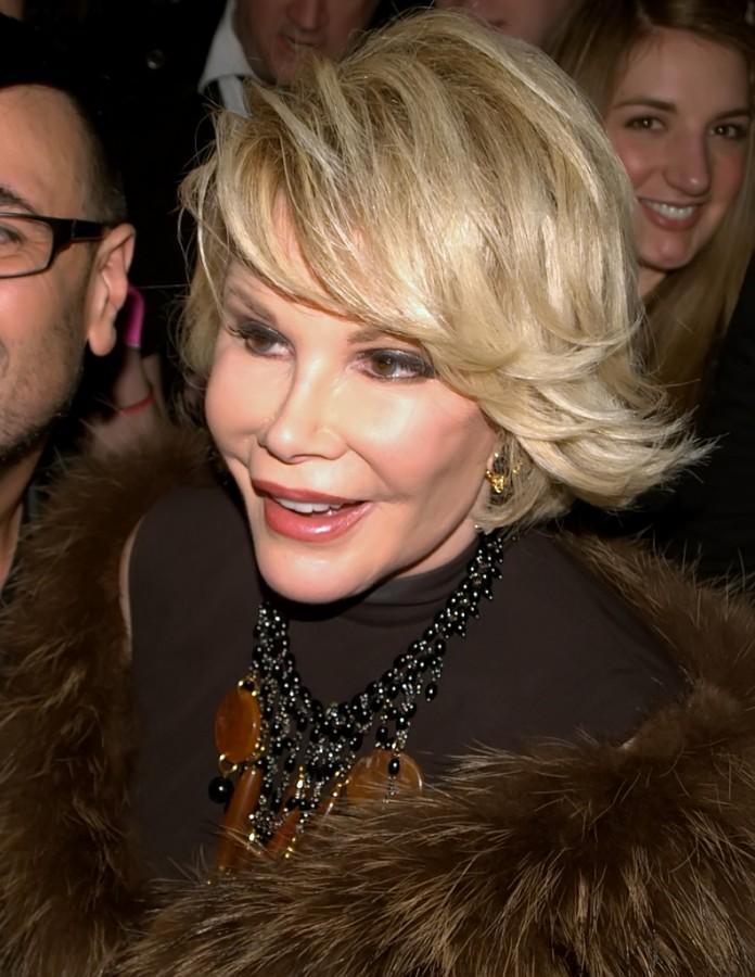 Bidding Joan Goodbye