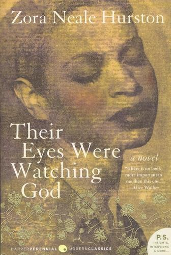 What were they watching in Their Eyes Were Watching God?