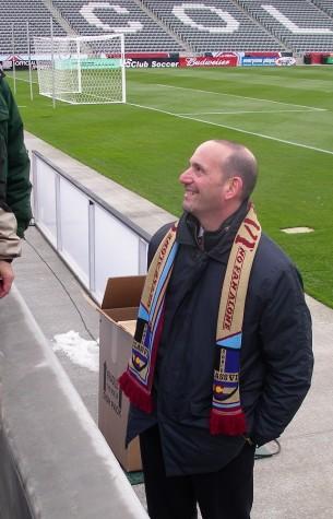 Don Garber, MLS Commissioner