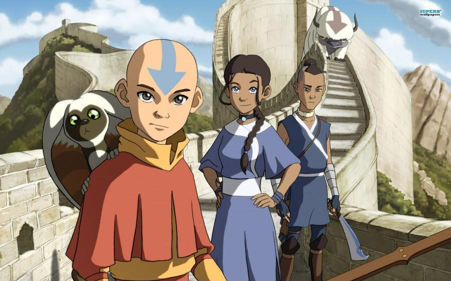 Nickelodeon%27s+%22Avatar%3A+The+Last+Airbender%22