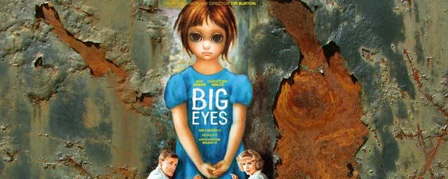 A review of Big Eyes