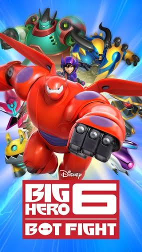 Big Hero Six Review
