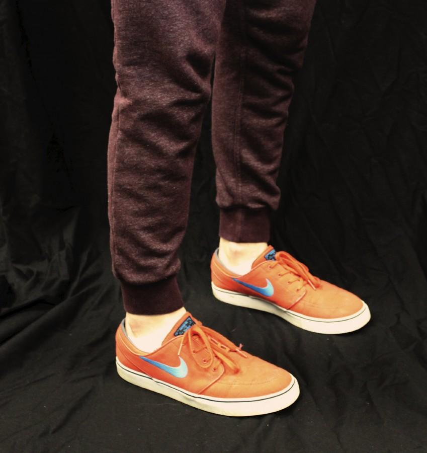 Joggers and Stefan Janoski
