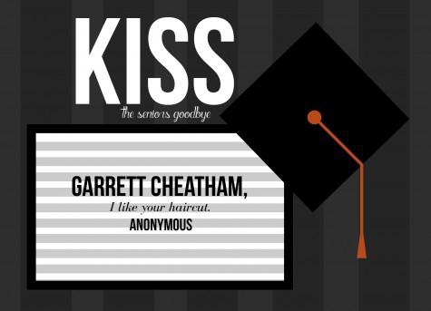 garrett cheatham