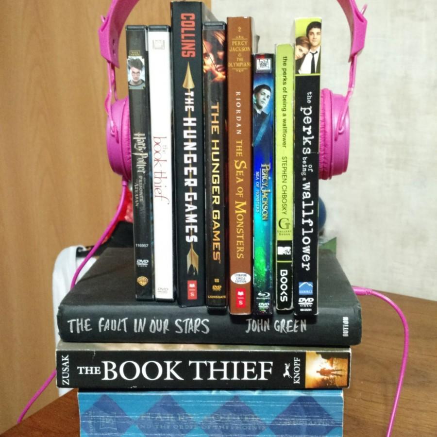 Books versus Movies