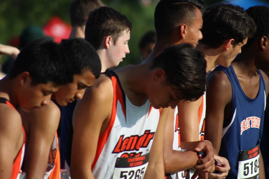 Cross Country: One Last Time