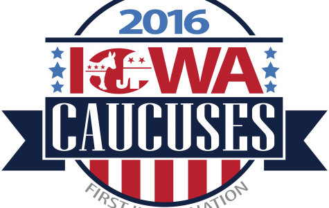 Photo taken from the 2016 Iowa Caucus Twitter page.