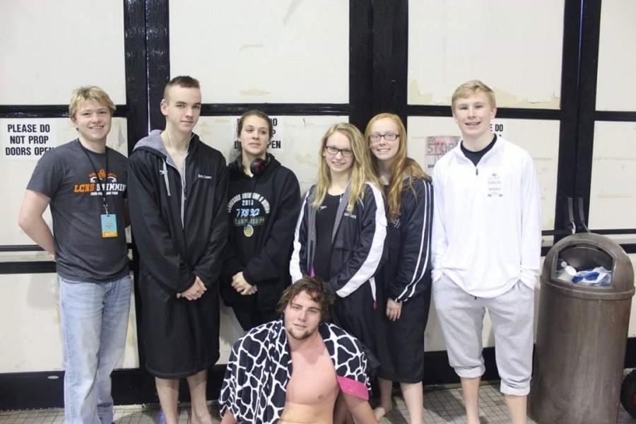 State Swim Meet Held in Nashville