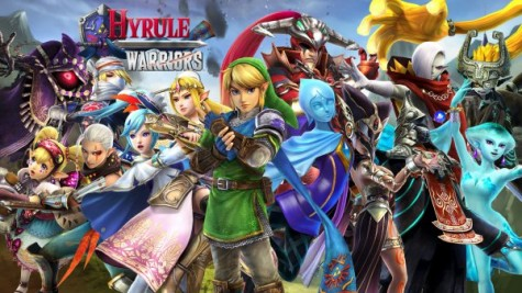 Hyrule Warriors characters