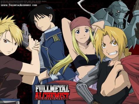 Fullmetal Alchemist Characters