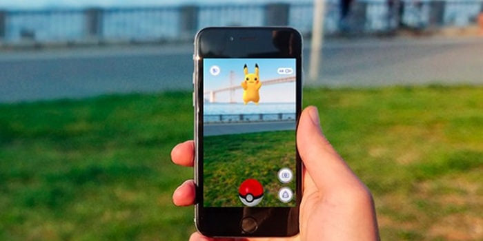 Pokemon Go is the most popular game right now.