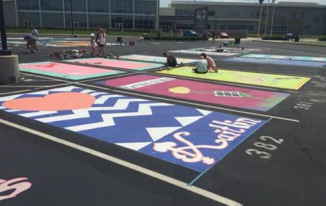 Splash the Spots