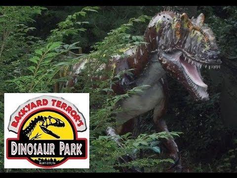 Backyard Terrors Dinosaur Park
