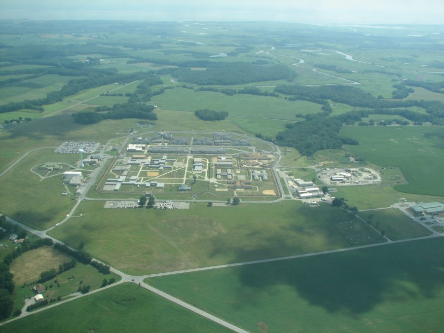 Correction facility in Delaware where the incident happened.
