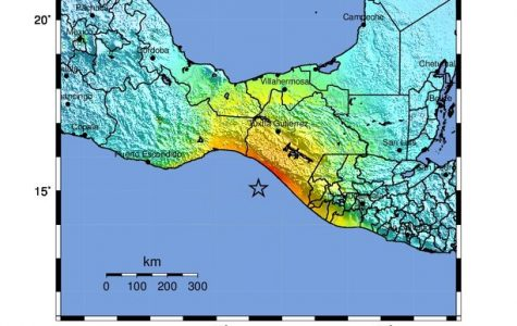 The Mexican Tremor