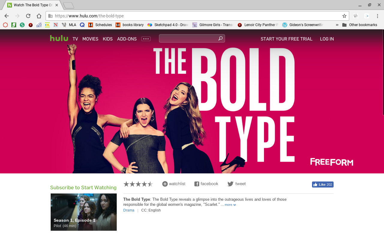 Screenshot+of+%27The+Bold+Type%27s+homepage+on+Hulu%2C+a+streaming+service.+All+ten+episodes+of+the+first+season+are+up+and+it+is+not+known+if+there+will+be+a+second+season+or+if+it+will+go+up+on+Netflix%2C+another+streaming+service.