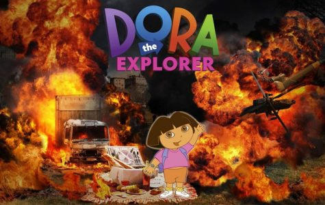 Dora the Explosion?