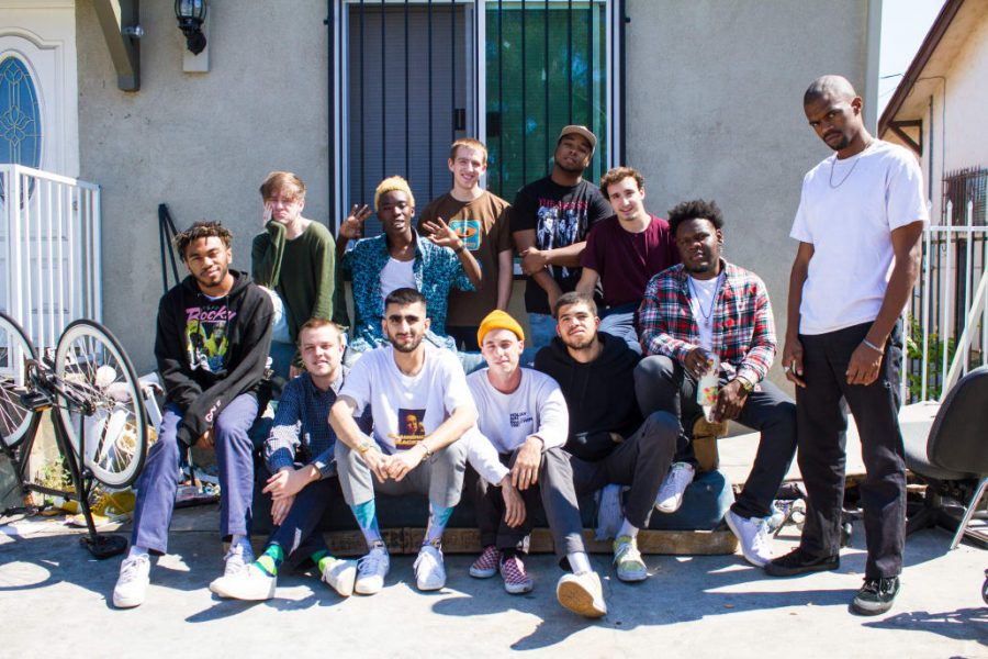 BROCKHAMPTON: Over Saturated