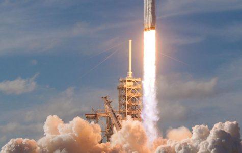Falcon Heavy Rocket Launch – A New Beginning