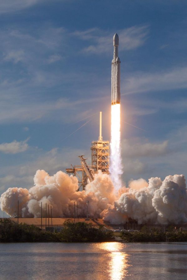 Falcon Heavy Rocket Launch - A New Beginning