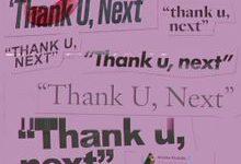 Ariana Grande, thank u, next