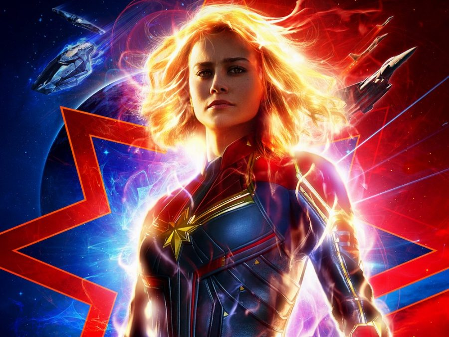 Girl (Super)Power: A Captain Marvel Review