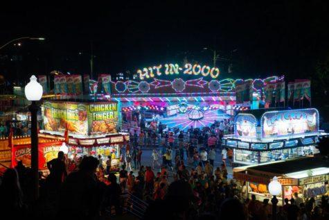 Summer Nights and Ferris Wheel Lights